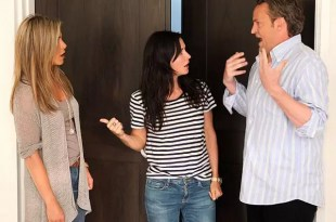 Video: El regreso de 'Friends' a la TV