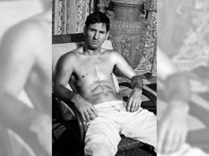 Fotos: Lionel Messi en roa interior para Dolce & Gabbana