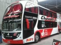 Fotos: El nuevo micro de River Plate