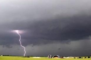Videos del tornado en Oklahoma, Estados Unidos