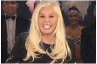 ¿Qué le pasó a los dientes de Susana Giménez?