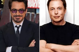 ¿En quién está inspirado el personaje de Tony Stark?