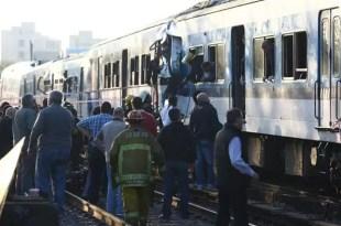 Identidad de los fallecidos en el choque de trenes Sarmiento