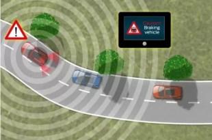 Así funciona el nuevo sistema de prevención de accidentes de Ford