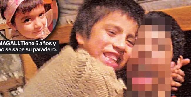 Intensa búsqueda de dos nenes desaparecidos