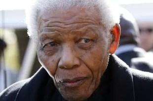 El estado de salud de Nelson Mandela