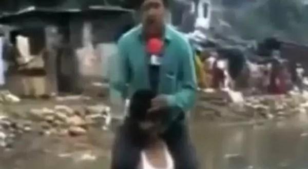 Imperdible:Éste video indignó al mundo