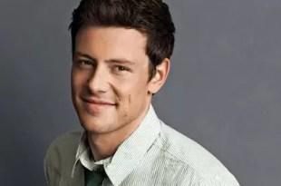 Cory Monteith, actor de la serie 'Glee'