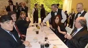 Video: Cristina Kirchner presentó el menú por $3 en la Casa Rosada