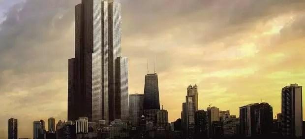 China construye el edificio más alto del mundo con 838 metros