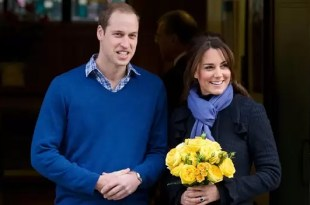 Los Duques de Cambridge son padres de un varón