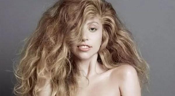 Foto polémica de Lady Gaga al natural