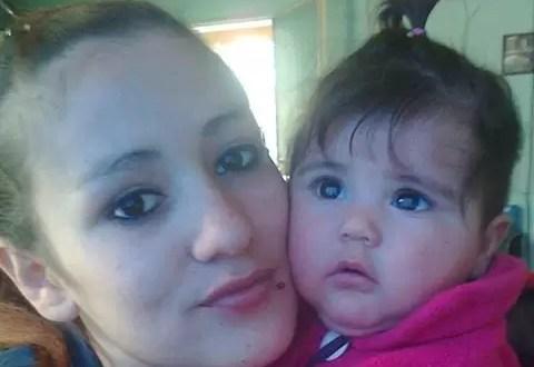 Video indignante: Mujer maltrata a su hija de un año