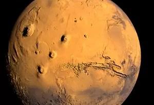Cómo son las estaciones climáticas en Marte
