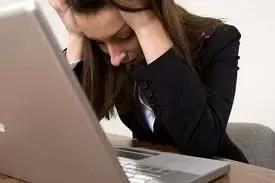 Así afectan los problemas emocionales en el trabajo