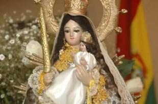 Insólito: Sacerdote roba joyas a Virgen de Copacabana