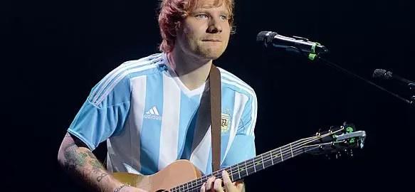El Regreso de Ed Sheeran a la Argentina