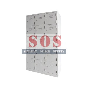 S125/A-15 Compartment Multiple Locker