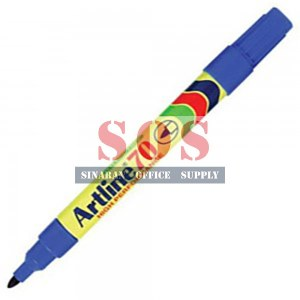 Artline 70 Permanent Marker EK-70 Blue