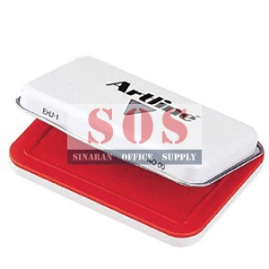 Artline Stamp Pad EHJ-2 RED