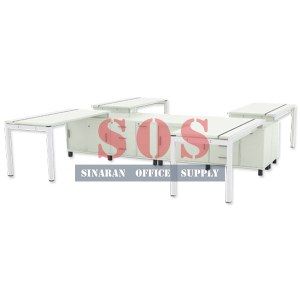 Office Table APEX WK-M-C4C-18(P)