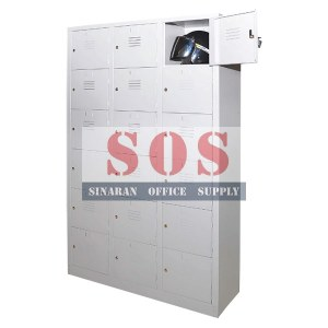 S109/AS-18 Compartment Multiple Locker