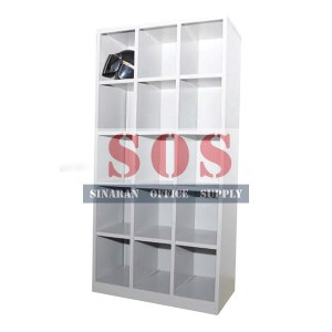 SPH15-15 Compartment Pigeon Holes