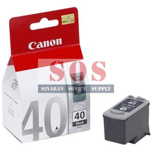 Canon Black Ink Cartridge PG-40