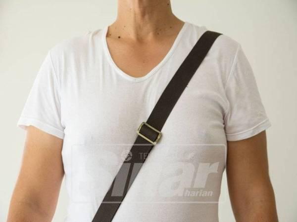 MASALAH 'buah dada lelaki' berpunca apabila hormon estrogen meningkat atau tahap hormon testosteron menurun.