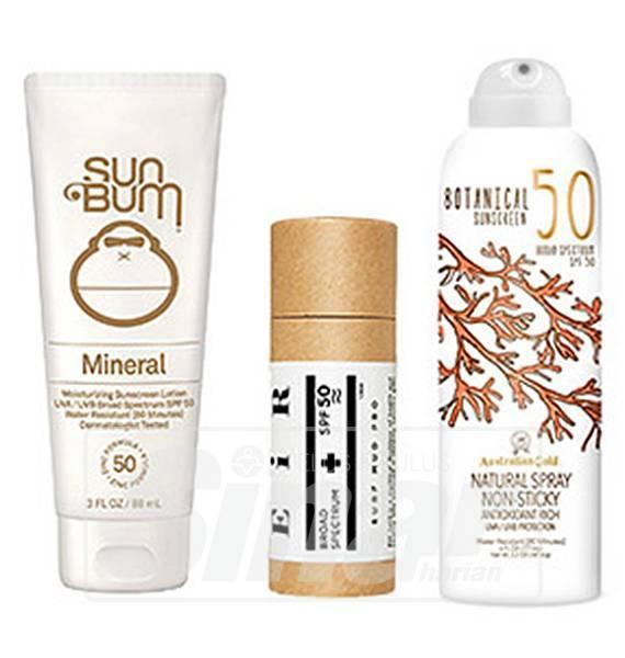 SET penjagaan kulit juga penting untuk perlindungan daripada cahaya UV.