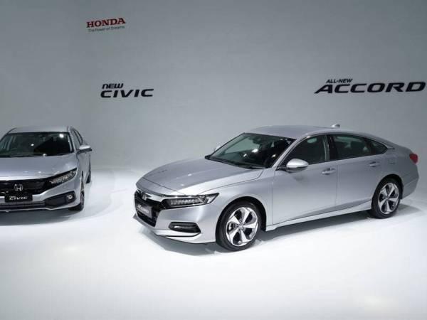 HONDA Accord versi 2020 kini boleh ditempah di kesemua 100 pengedar sah Honda seluruh negara.