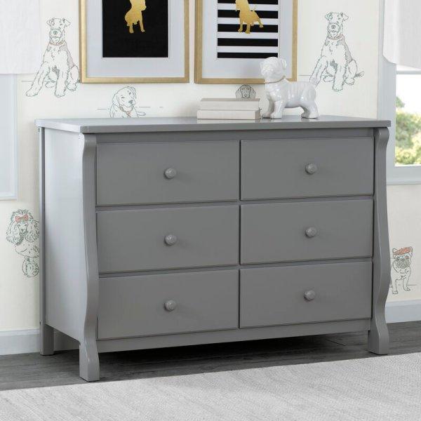 Babys Tafel Warna Grey Modern Haruka