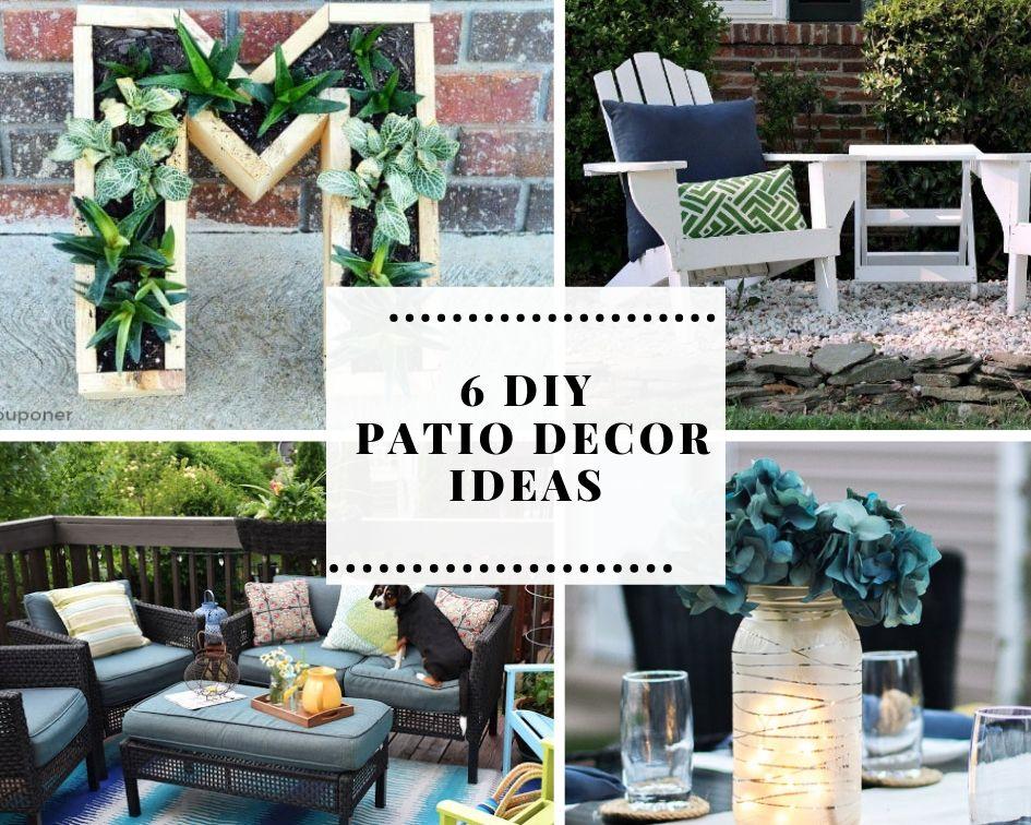 6 diy patio decor ideas to brighten