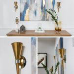 How To Dollar Tree Diy Wall Sconce Sincerely Miss J