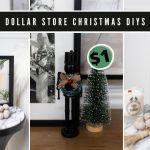 5 Modern Diy Dollar Store Christmas Decor Ideas Sincerely Miss J
