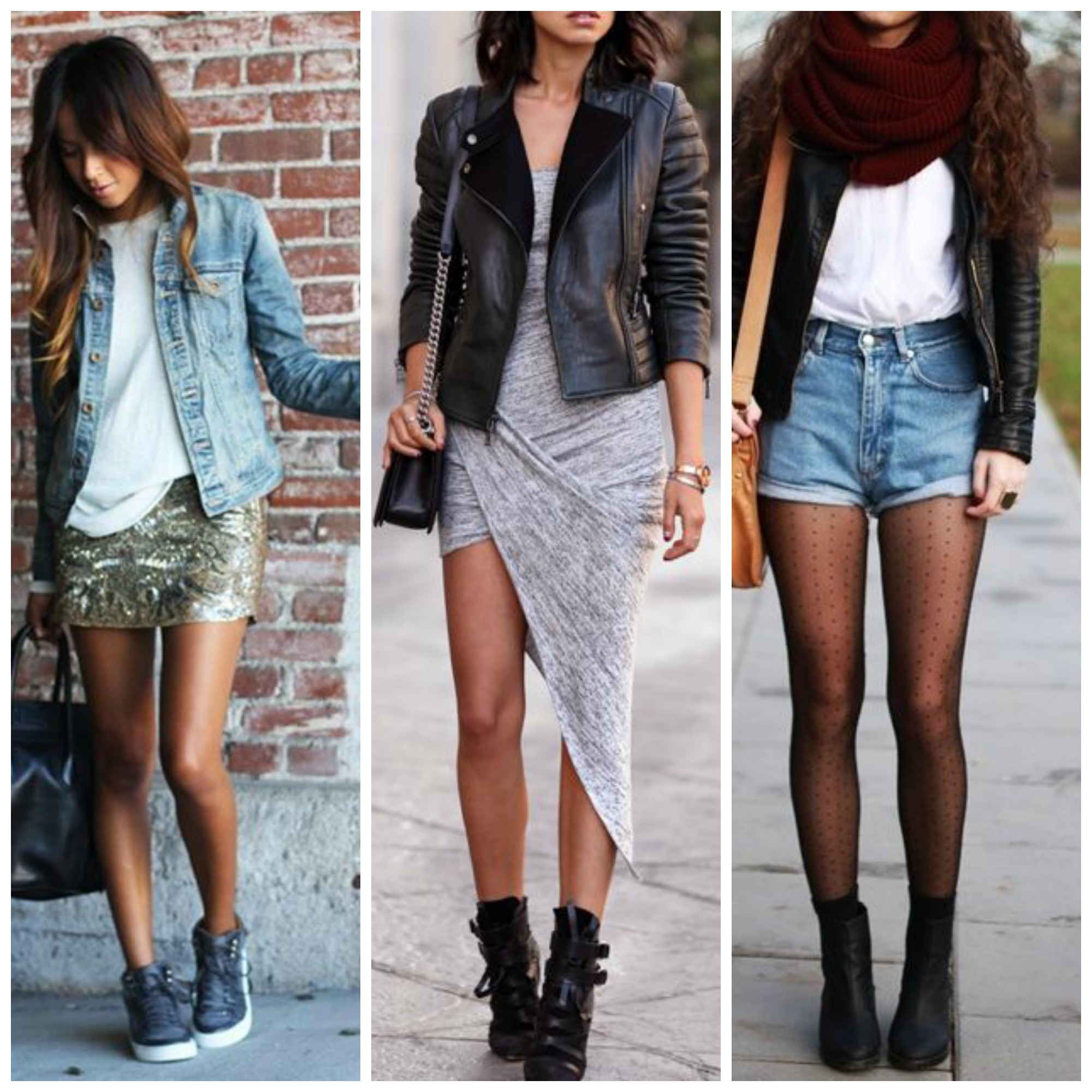 80d7efed6d How To  Wear Summer Fashion in Fall - Sincerely