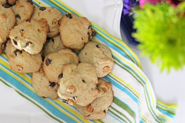 sea salt cookies
