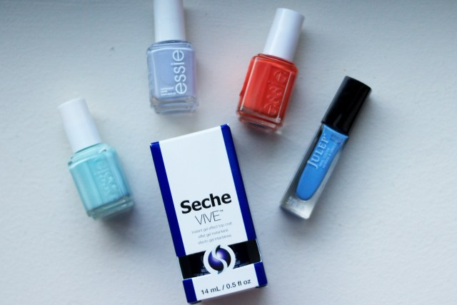 Seche Vive Top Coat Review