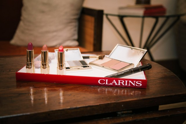 Clarins Spring Launch