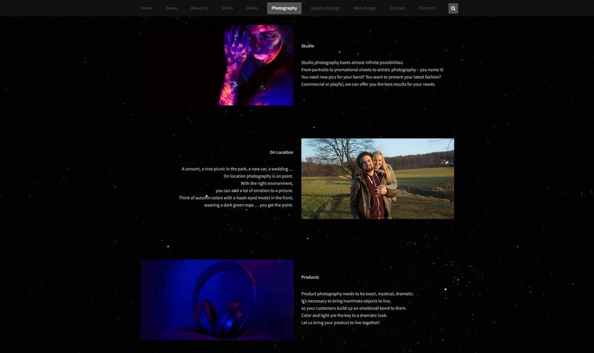Website Sincere 5 - Web Design