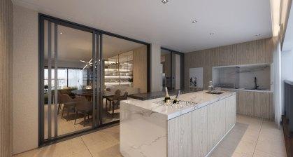 Apartamento Decorado Terraço Gourmet