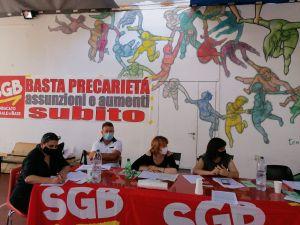 Read more about the article Congresso SGB Bologna, una importante e bella partecipazione che esprime grandi potenzialità