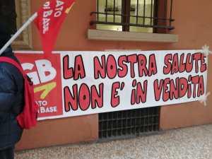 Read more about the article La nostra salute non è in vendita