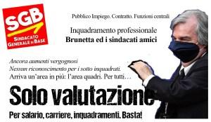 Read more about the article Pubblico Impiego. Contratto Funzioni Centrali. Inquadramento professionale