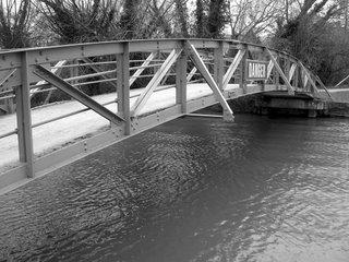Bridge beside the Isis