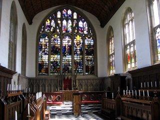 Wadham Chapel