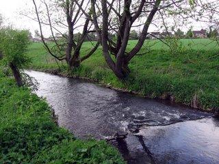 River near Woodstock