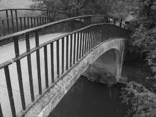 Bridge on the Oxford canal