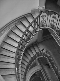 Stairs at Sommerset House