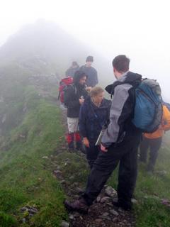 Scotland ridge